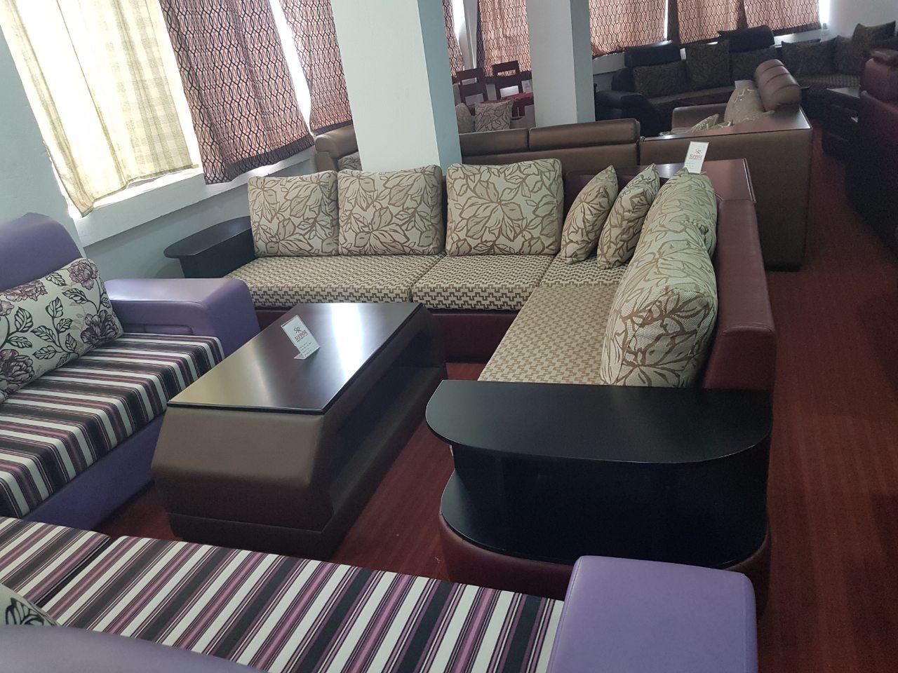 Corner Sofa at Ratna Furniture